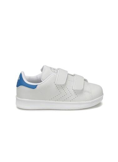 Hummel Çocuk Ayakkabı Walter 202688-0577 Beyaz